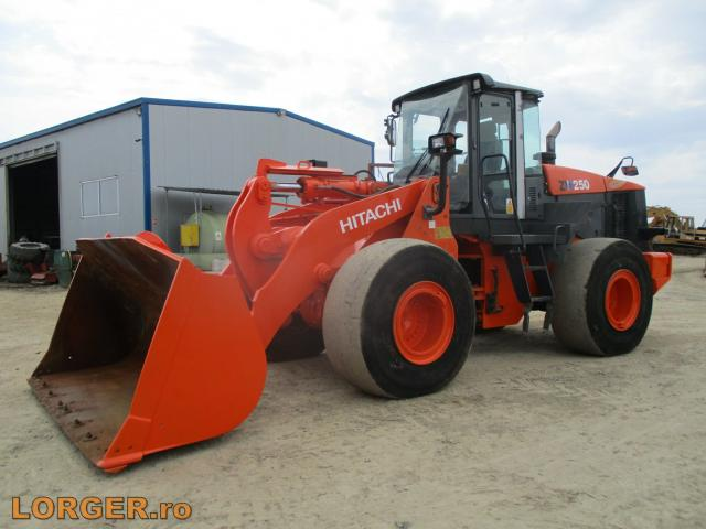 INCARCATOR FRONTAL Hitachi Zaxis ZW250