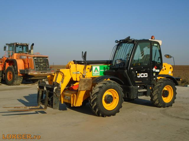INCARCATOR FRONTAL JCB 535-125