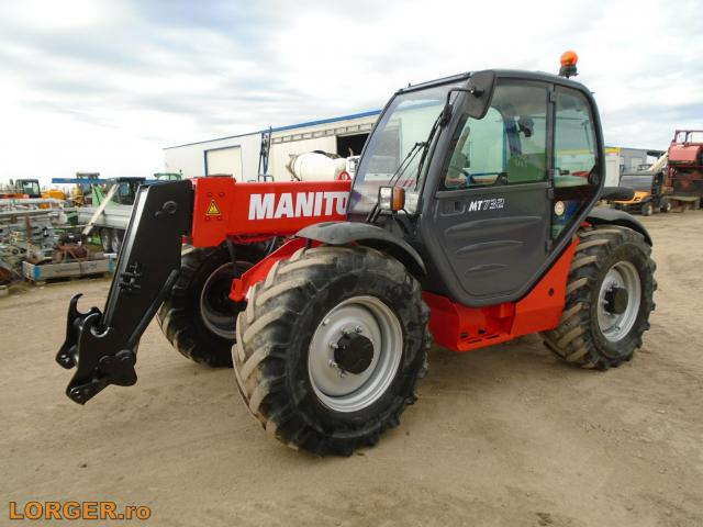 INCARCATOR FRONTAL Manitou MT 732