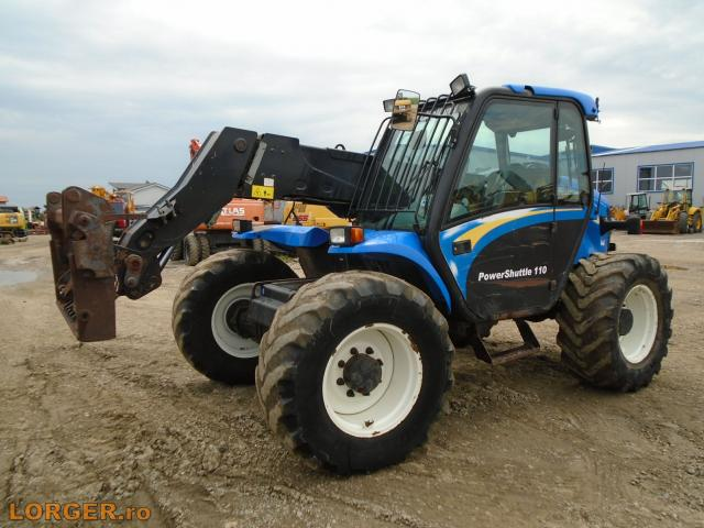 INCARCATOR FRONTAL New Holland LM415 A