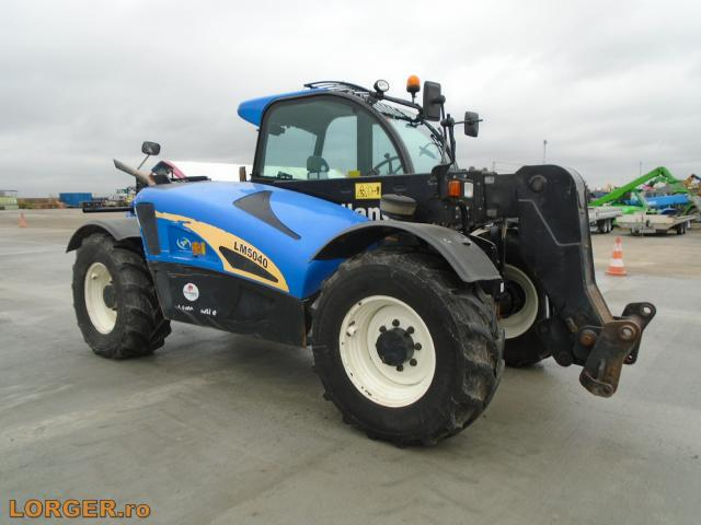INCARCATOR FRONTAL New Holland LM5040