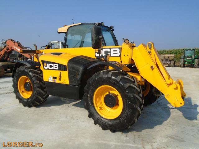 INCARCATOR FRONTAL telescopic JCB 536-6