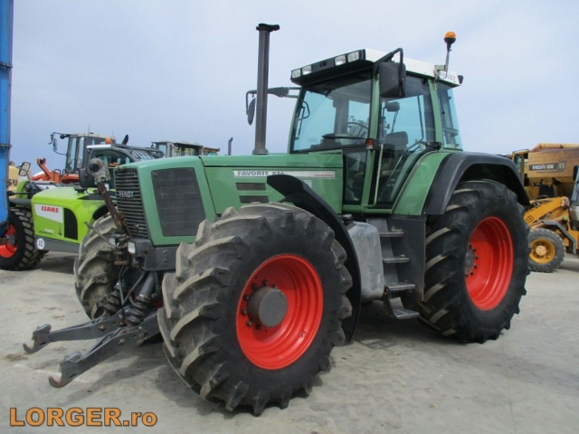 TRACTOR  Fendt Favorit 816