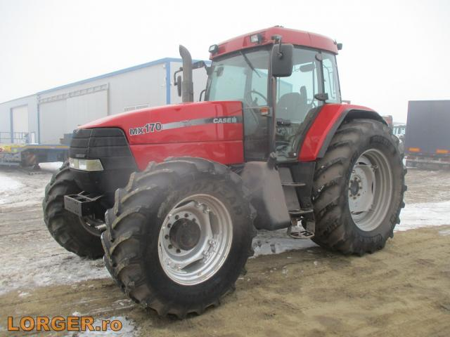 TRACTOR Case IH MX 170