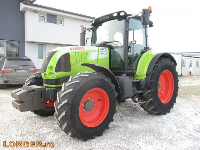 TRACTOR Claas Arion 630 C