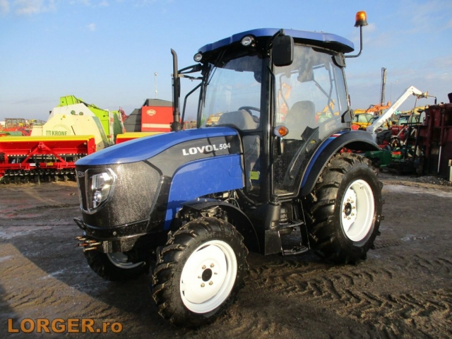 TRACTOR Lovol 504