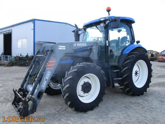 TRACTOR New Holland TS100 A
