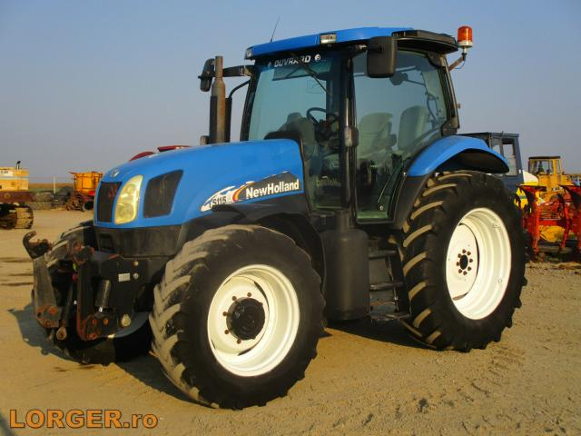 TRACTOR New Holland TS115 A
