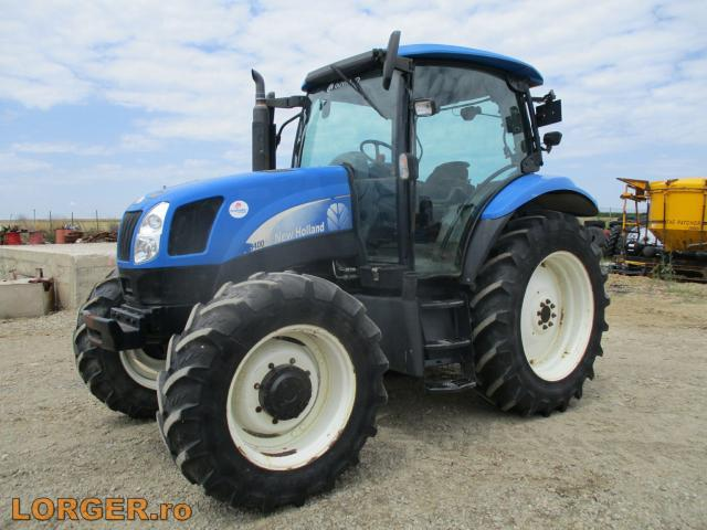 TRACTOR New Holland TS 100 A