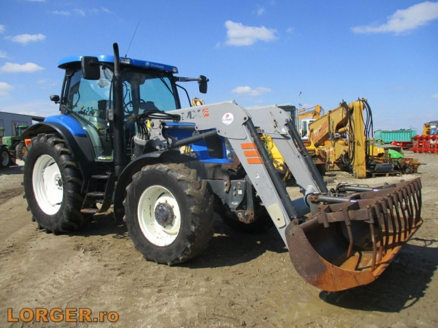 TRACTOR New Holland TS 115A