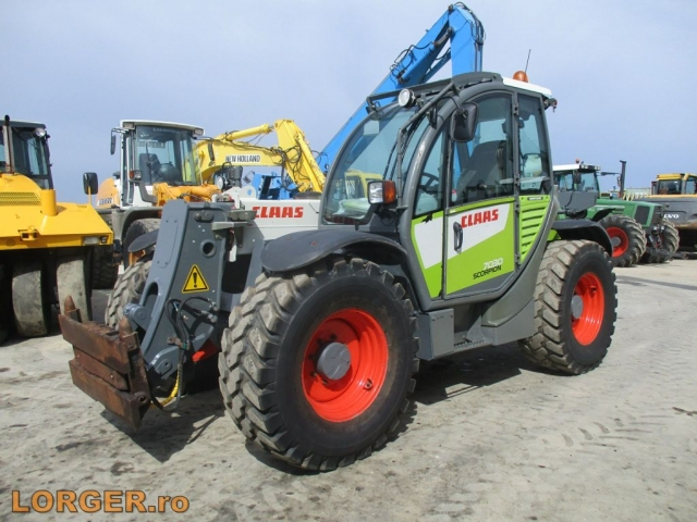 UTILAJ Claas Scorpion