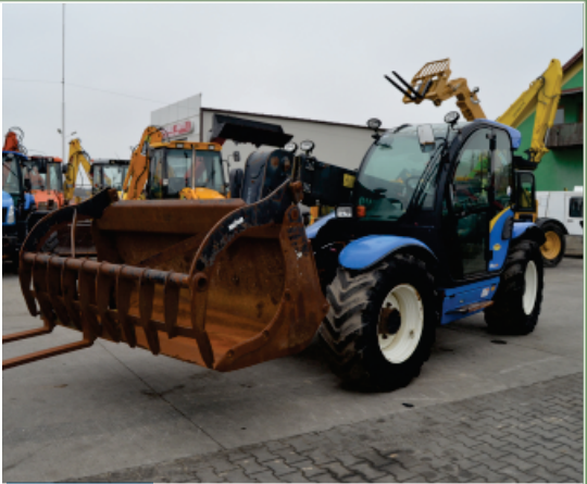 UTILAJ New Holland LM5040