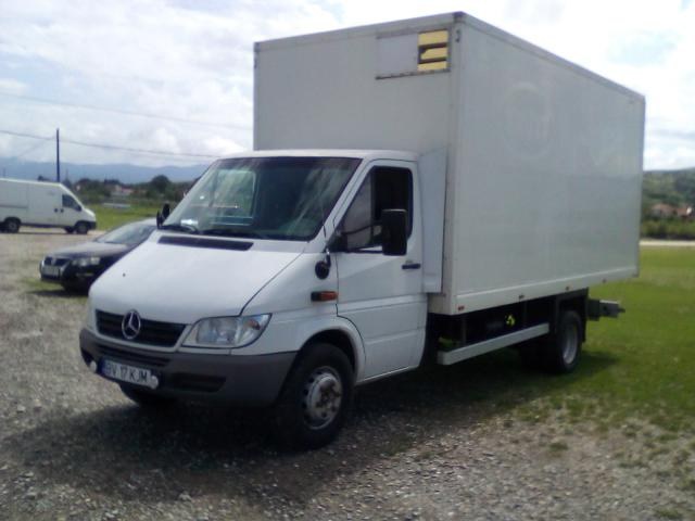 MERCEDES-BENZ Sprinter 416  616