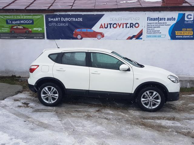 NISSAN Qashqai 1.5dci 110cp rate
