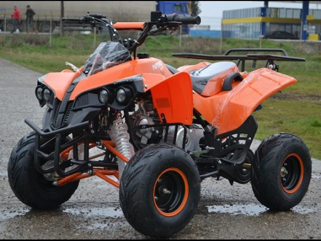 ATV  Atv Renegade 125cc