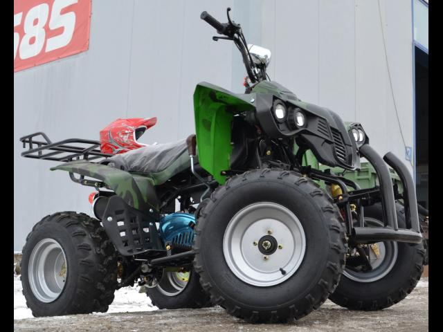 ATV AKP CARBON WARRIOR