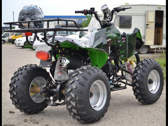 ATV AKP WARRIOR 150CC