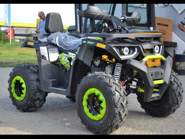 ATV Edition Rugby RS10