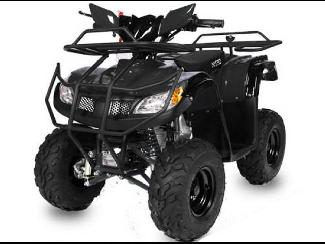 ATV KXD NEW BMW