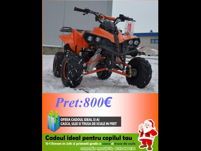 ATV Nou Renegade 125cc