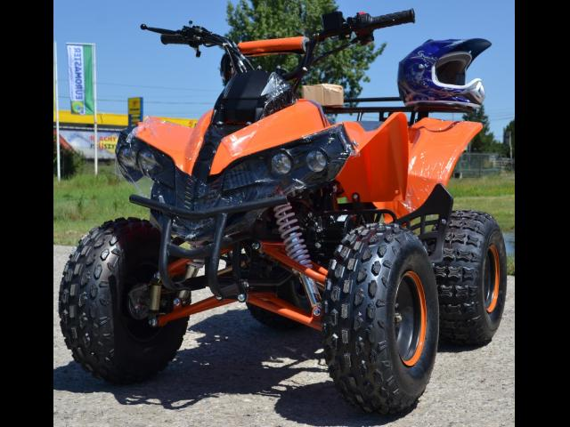 ATV RSC 8 WARRIOR 125CC
