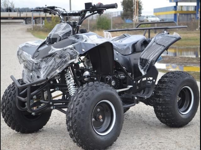 ATV Warrior Serval 125cm