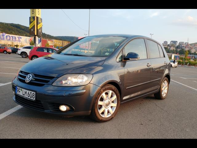 VOLKSWAGEN Golf Plus 1.6 FSI Klima -Full