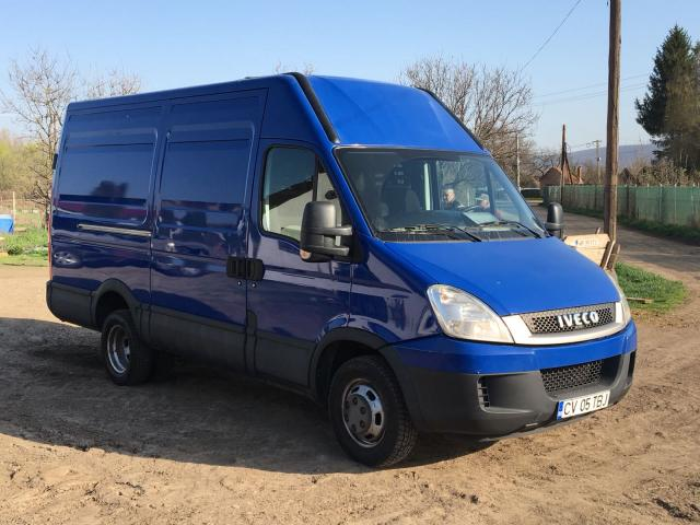 IVECO Daily Facelift 40C15