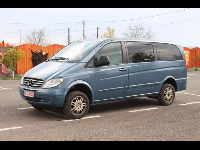 MERCEDES-BENZ Viano Vito 4Matic