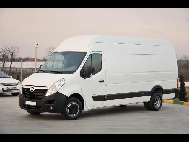 RENAULT Master Opel Movano