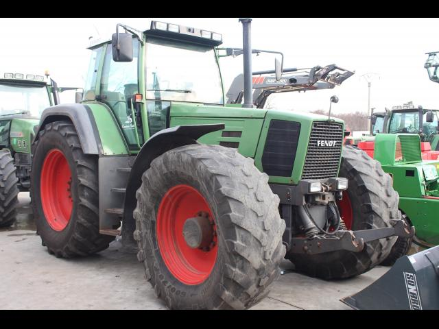TRACTOR Fendt 816 TurboShift