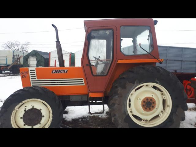 TRACTOR Fiat 880dtc
