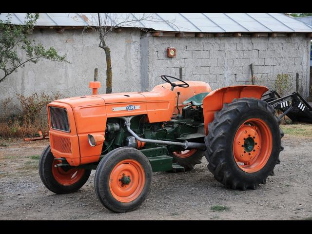 TRACTOR Fiat OM 650