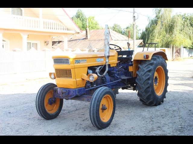 TRACTOR Fiat OM 750 Special