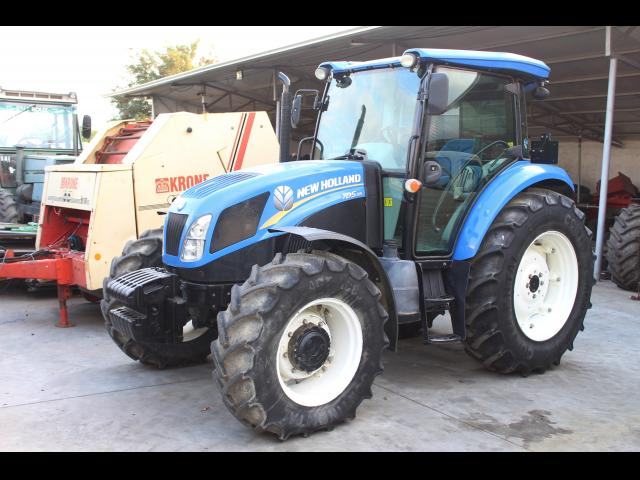 TRACTOR New Holland TD95