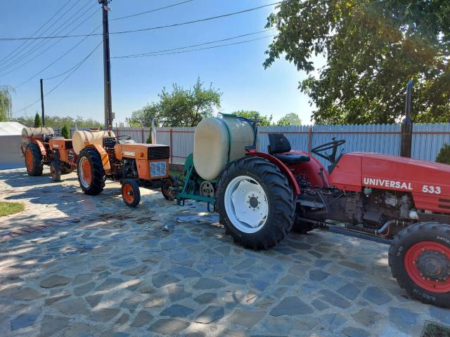 TRACTOR VR 445-530-533