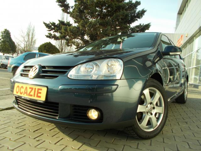 VOLKSWAGEN Golf 5 Tour 1.4 TSI 122Cp