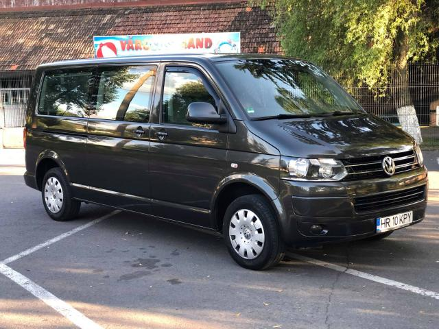 VOLKSWAGEN Caravelle a.f2015 model lung
