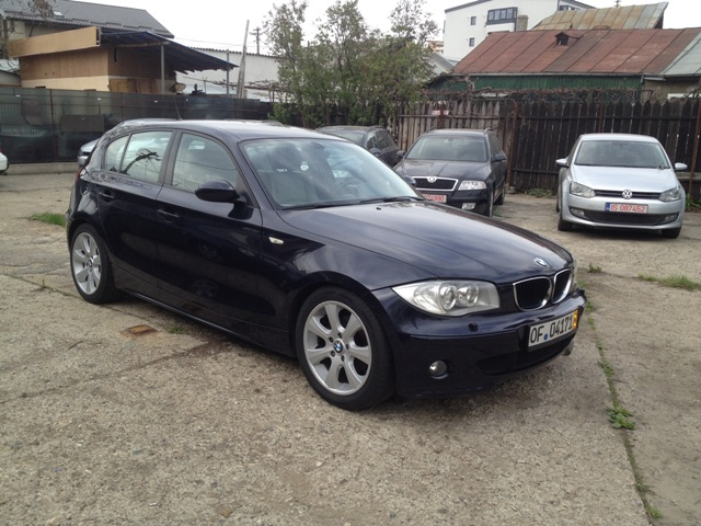 BMW 120 Posibil RATE