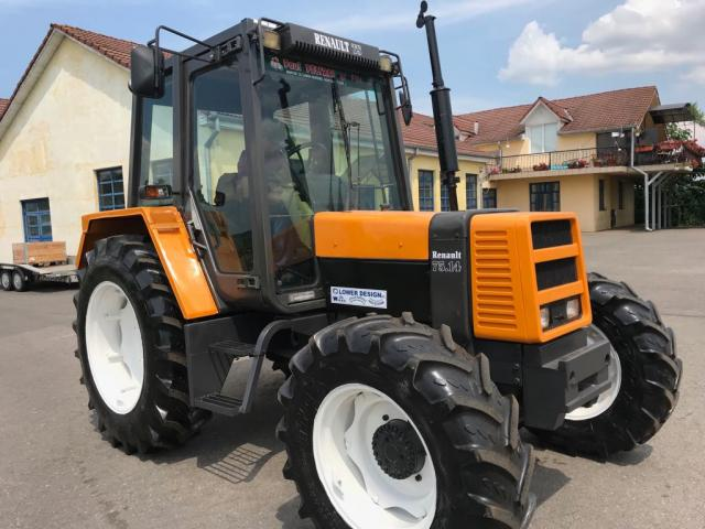 TRACTOR Renault TS 75.14
