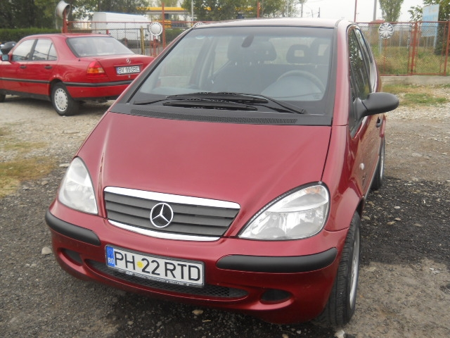 MERCEDES-BENZ A 170 CDI proprietar CLIMA