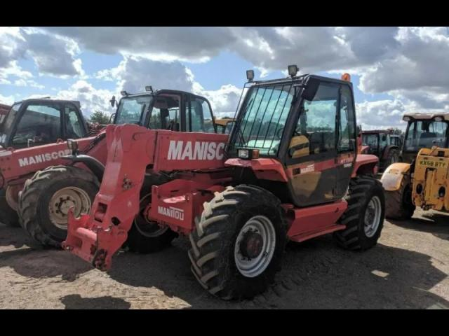 UTILAJ Manitou Mt 835 turbo
