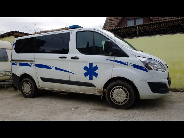 FORD Transit Custom AMBULANTA
