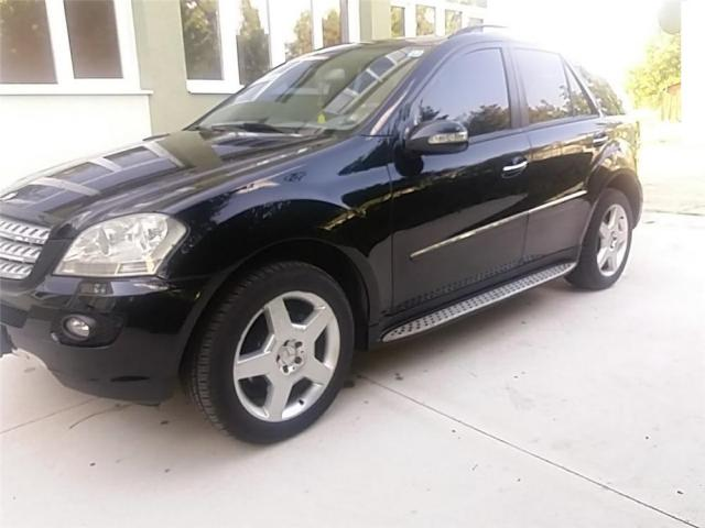 MERCEDES-BENZ ML 320 CDI 4x4 FULL
