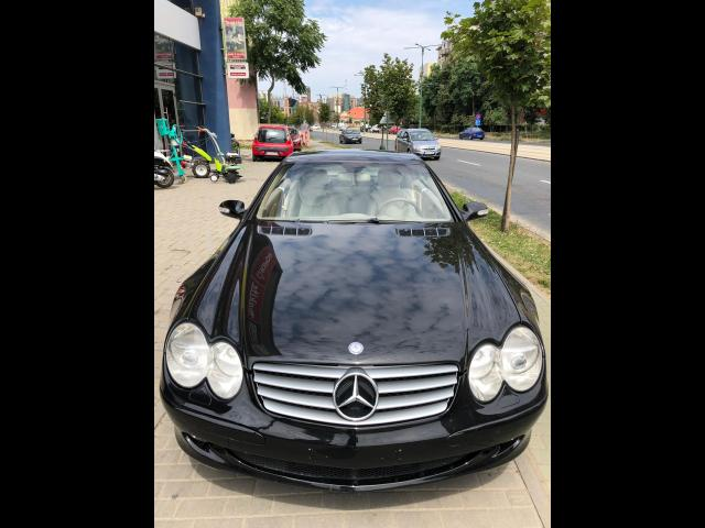 MERCEDES-BENZ SL 350 V6