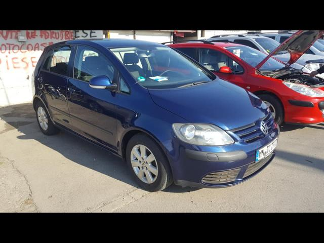 VOLKSWAGEN Golf Plus an 2007 mot 1.9 tdi