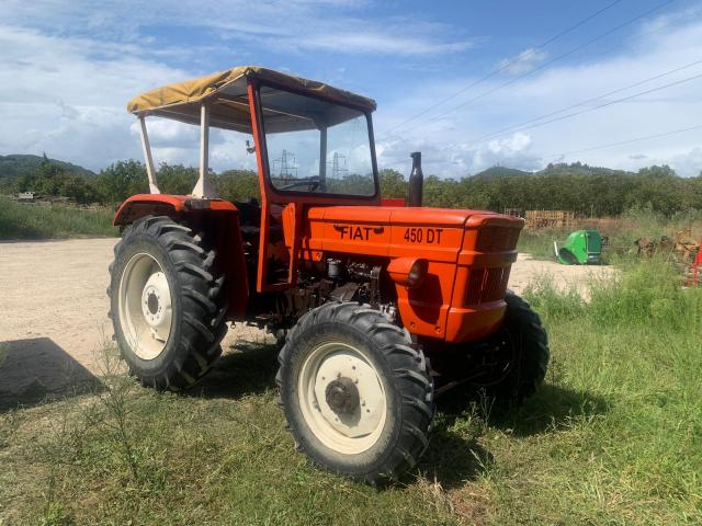 TRACTOR Fiat 450DT