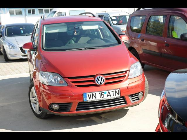 VOLKSWAGEN Golf Plus 5 United