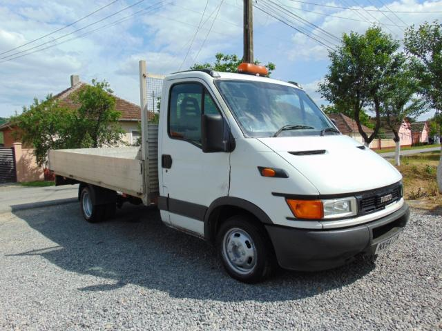 IVECO Daily 35C12 - 2.3 HPi