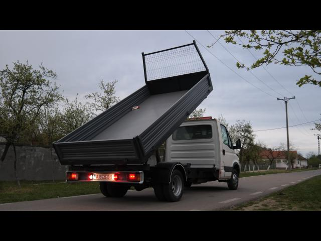 IVECO Daily 35c13 Basculant pe 3